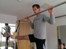 Andy Murray - Pilates in Torquay