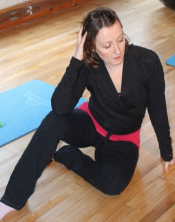 Catherine Ogilvy-Stuart - South Devon Pilates